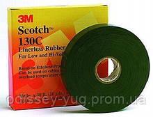 Самослипающаяся лента 3М Scotch 130C, на основе этиленпропиленовой резины, 25 мм х 9,15 м.