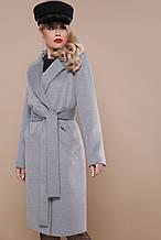 Демісезонне жіноче шерстяне пальто