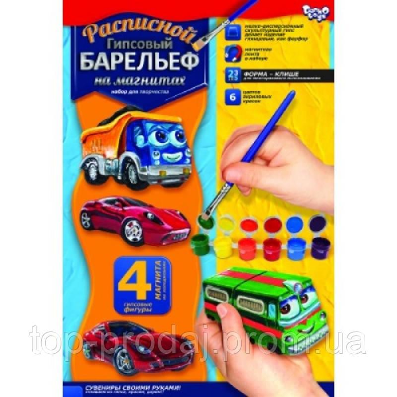 Барельеф гипсовый мал. арт. РГБ-02-03 размер 28-19-3 см, для детского творчества