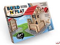 """Набор Конструктор """"BUILD N'PLAY"""" Колодец, игра, игрушка для детей"""