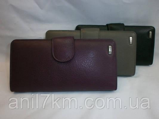 Женский кожаный кошелёк фирмы GRAND