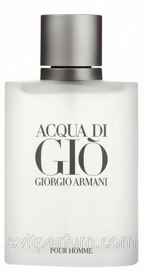 Giorgio armani acqua di gio pour homme (джорджио армани аква ди джио) тестер, 100 мл. (копия)