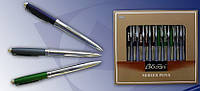 Ручка металлическая поворотная BAIXIN BP902 (4 цв. в ассортименте)