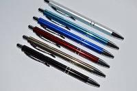 Ручка шариковая автоматическая BAIXIN BP2001 металл