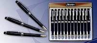 Ручка металлическая поворотная BAIXIN P51 №1,2 (серебро+черный)