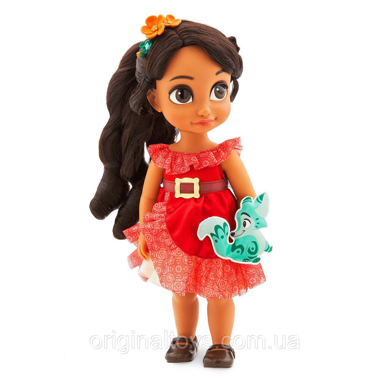 Лялька Маля Олена з Авалора (Аніматорська колекція) Disney Дісней