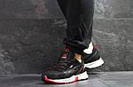 Мужские кроссовки Reebok dmx max (черно-белые), фото 6