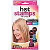 Цветная печать, штамп для волос Hot Stamps, Хот Штамп, фото 6