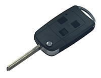 Заготовка LEXUS выкидной ключ 3 кнопки (корпус) ACURA style