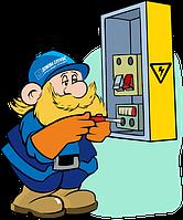 Електрик Луцьк. Ремонт електрообладнання, заміна проводки, розетки, вимикача. Услуги электрика Луцк