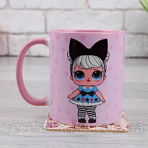 Чашка LOL Surprise 2 (кукла ЛОЛ)