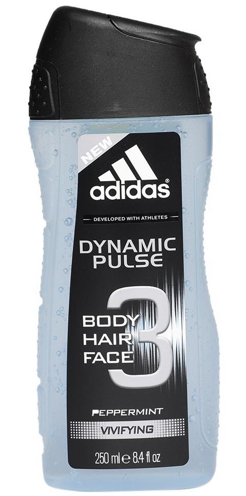 "Гель д/душа ""Adidas"" 250 мл Dynamic Pulse"