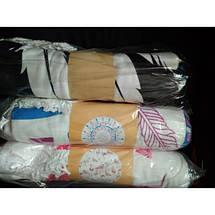 Круглое пляжное полотенце Акварели. Микрофибра, фото 3