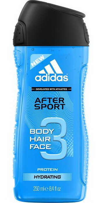 "Гель д/душа ""Adidas"" 250 мл After Sport"