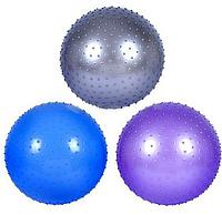 Мяч для фитнеса шипованый M 0279 PROFIT 55 см  IKD