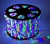 Светодиодная лента LED 5050 RGB разноцветная бухта 100 метров 220V, фото 2