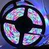 Светодиодная лента LED 5050 RGB разноцветная бухта 100 метров 220V, фото 4