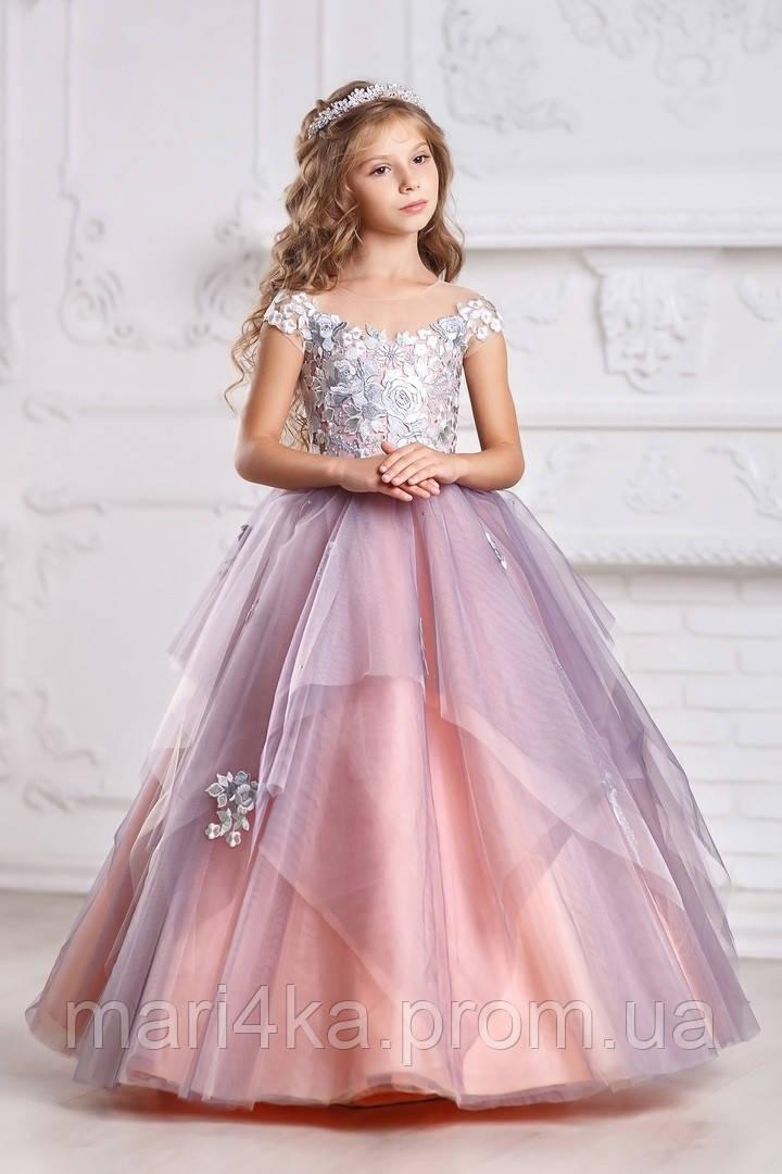 8dd814d2f2d Бальное платье для принцесс - Модный Дом