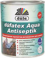 "Декоративная пропитка для дерева ""Dufatex Aqua Antiseptik"" DUFA"