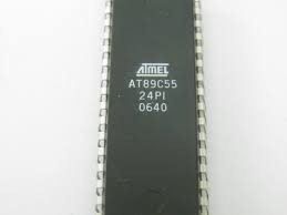 AT89C55 24PI DIP-40