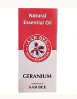 Эфирное масло Герань, CERANIUM 10 мл. 5 мл. Natural Essential Oil.  НО