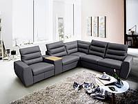 Угловой Польский диван кожаный фабрика этап софа PABLO