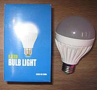 Светодиодная LED лампочка Led Bulb Light E27 7W