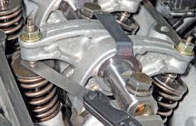 Geely CK Регулювання клапанів