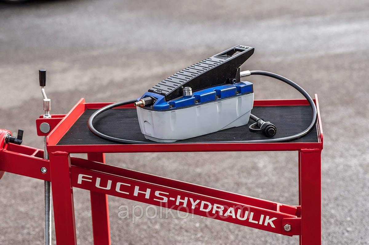 Пневмонасос к прессу для шкворней Fuchs FP65s