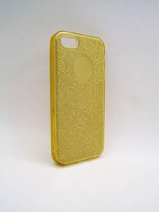 Чехол для Meizu M5 Silicone+Plastic Aspor Mask Collection gold, фото 2