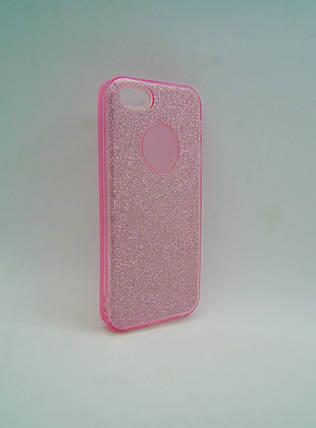 Чехол Meizu M5 Silicone+Plastic Aspor Mask Collection pink, фото 2