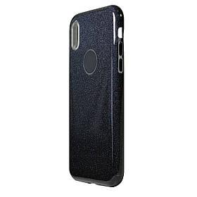 Чехол Huawei Honor 7C Pro Silicon + Plastic Dream Black