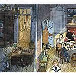 История старой квартиры. Литвина Александра, фото 6