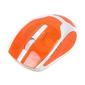 Мышь беcпроводная Maxxter Mr-317-O orange (Maxxtro)