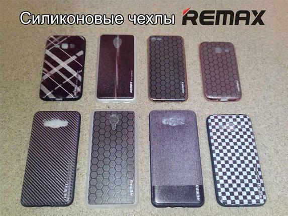 "Чехол Huawei Y5C Silicon Remax ""Tweed"", фото 2"