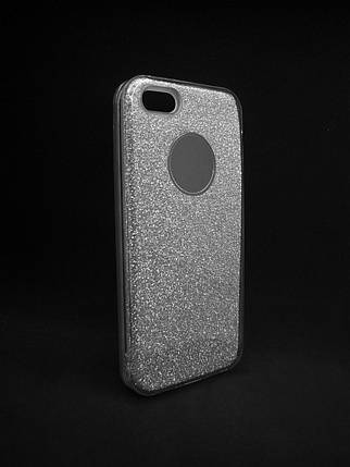 Чехол Meizu M3 Silicon+Plastic Aspor Mask Collection silver, фото 2