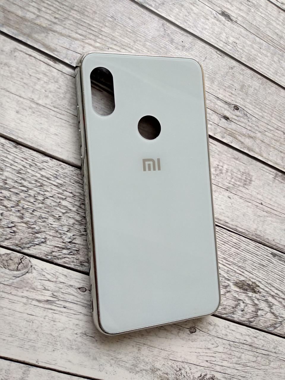 """Чехол Xiaomi Redmi Note 6/6Pro Silicon London (L1) white """"Спец предложение!"""""""