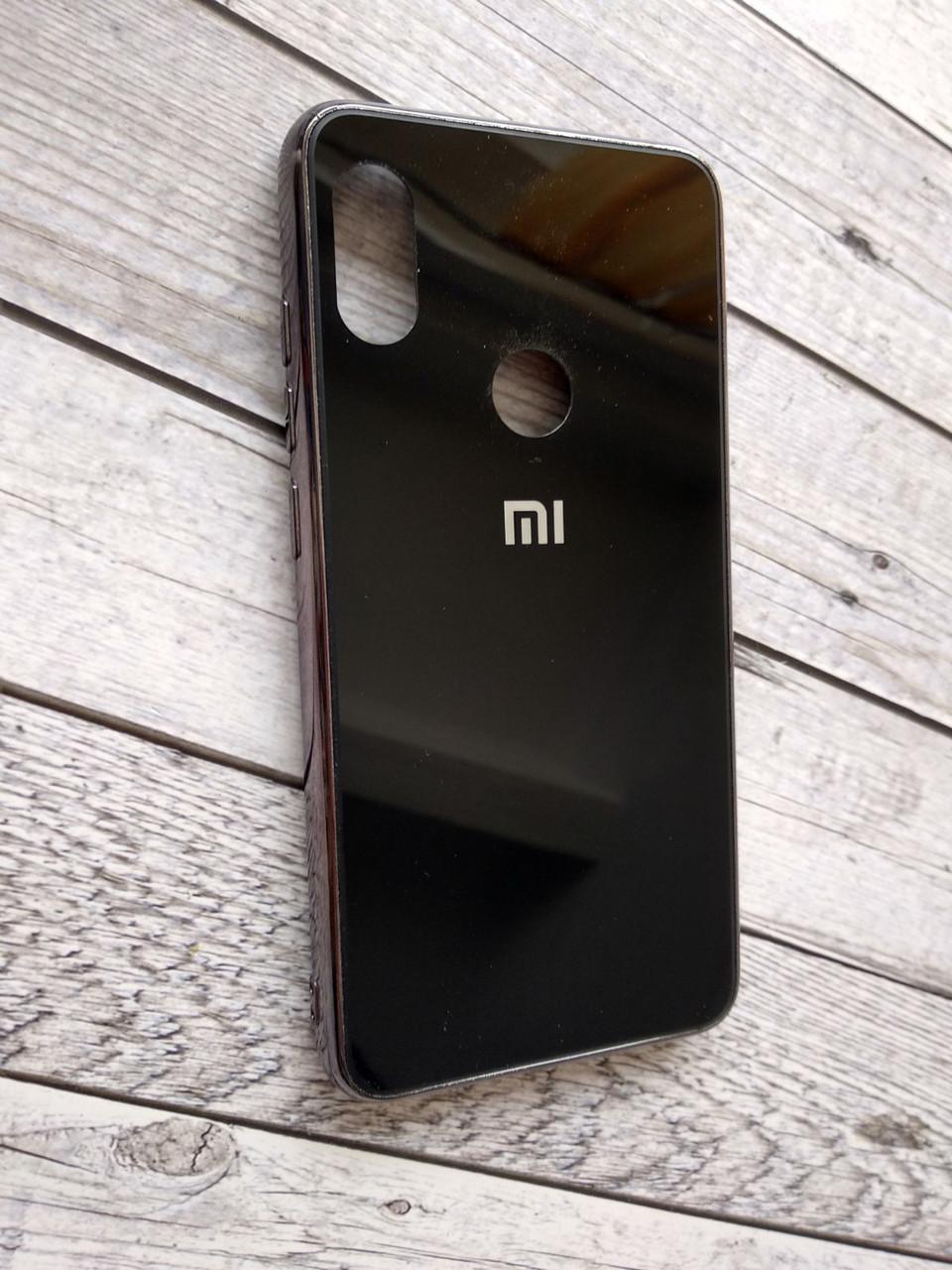 Чехол для Xiaomi Redmi Note 6/6Pro Silicone London (L1) black