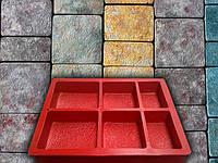 Формы для тротуарной плитки из полиуретана