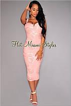 Элегантное платье от Hot Miami Styles