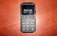 """Мобильный телефон """"бабушкофон"""" W 599 (Duos, 2 sim) для незрячих людей"""