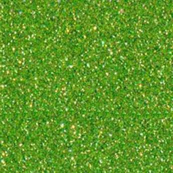 Фоамиран EVA с глиттером зеленый А4, самоклейка, 1,8 мм, 10 штук в упаковке, Kidis 8674