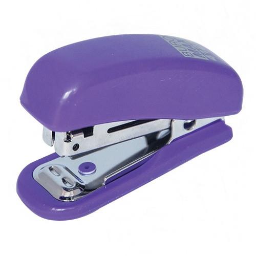 Степлер Buromax BM.4125-07 скоба №10 до 10 листов фиолетовый