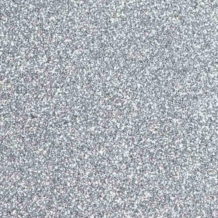 Фоамиран EVA с глиттером серебряный А4, самоклейка, 1,8 мм, 10 штук в упаковке, Kidis 8670