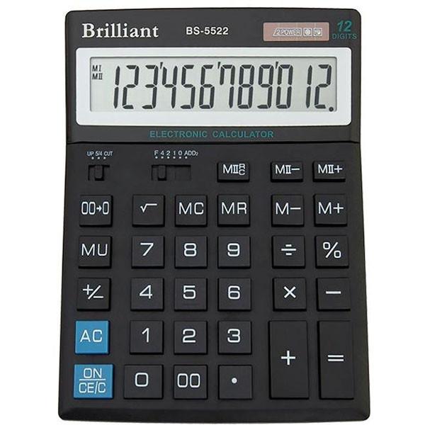 Калькулятор Brilliant BS-5522