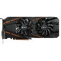 "Видеокарта GIGABYTE GeForce GTX1060 G1 Gaming 6G (GV-N1060G1 GAMING-6GD) GDDR5 ""Over-Stock"" Б/У, фото 2"