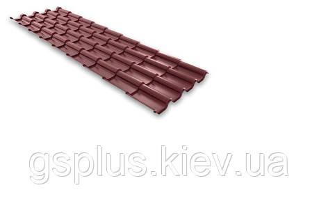 Металлочерепица Ruukki Armorium PUREX (Ruukki 50/Purex), фото 2