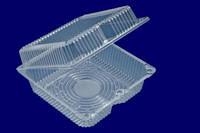 Квадратный контейнер для продуктов питания