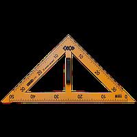 Треугольник для доски Zibi ZB.5639 равнобедренный