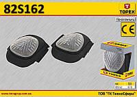 Наколенники защитные, гелевые вставки,  TOPEX  82S162
